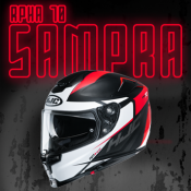 HJC RPHA 70 Sampra - in stock now