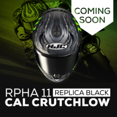 New HJC Crutchlow replica - coming soon!