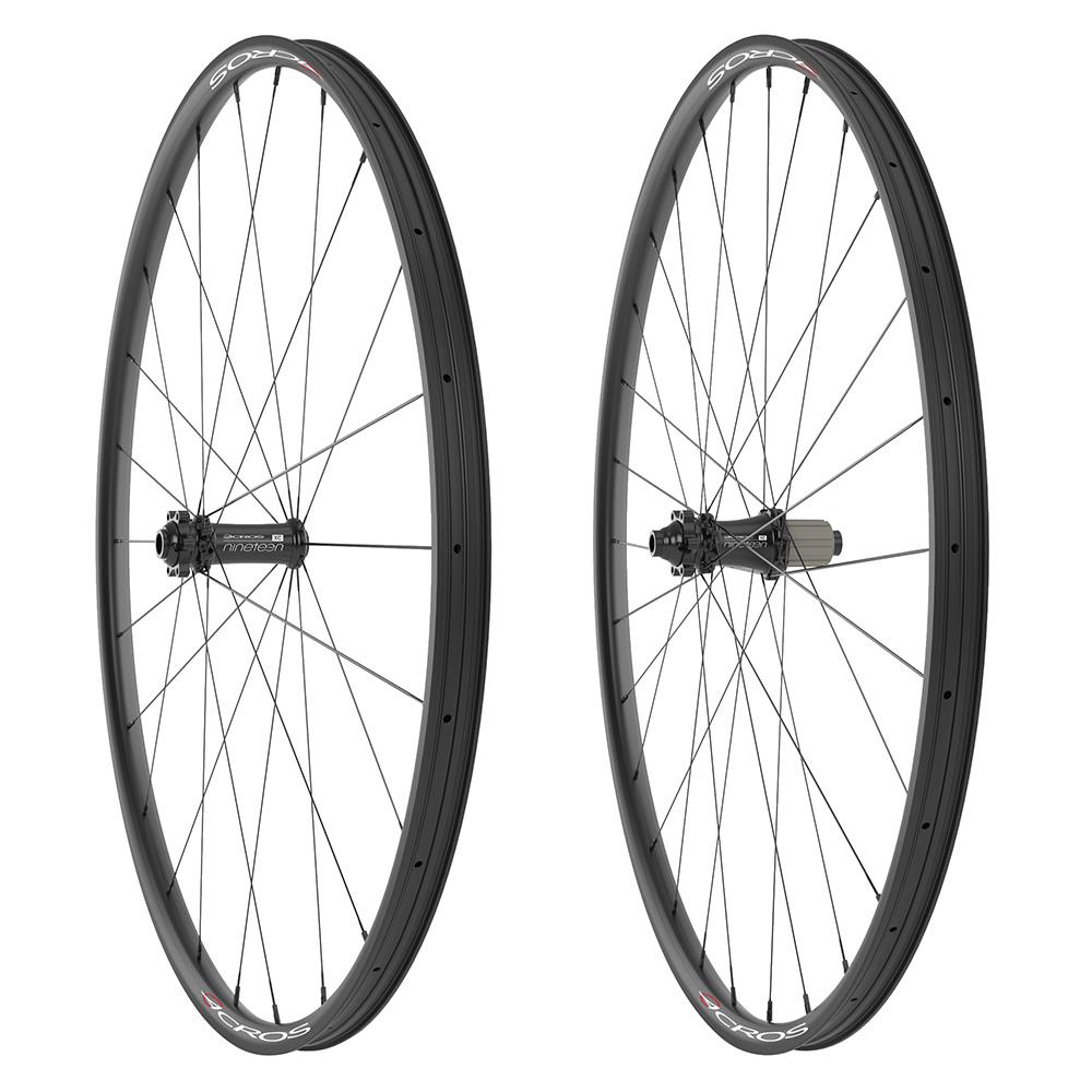 Acros W/set 27.5 Enduro Race Carbon 29mm 15 x 100mm 12 x 142