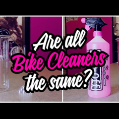 Muc-Off Bike Cleaner Put To Test