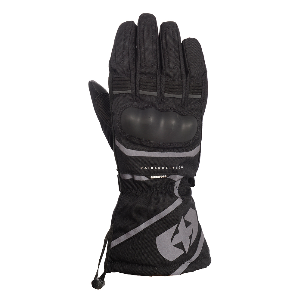 Montreal 1.0 MS Glove Stealth Black