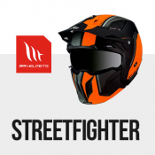 MT Helmets - Streetfighter - Now in stock