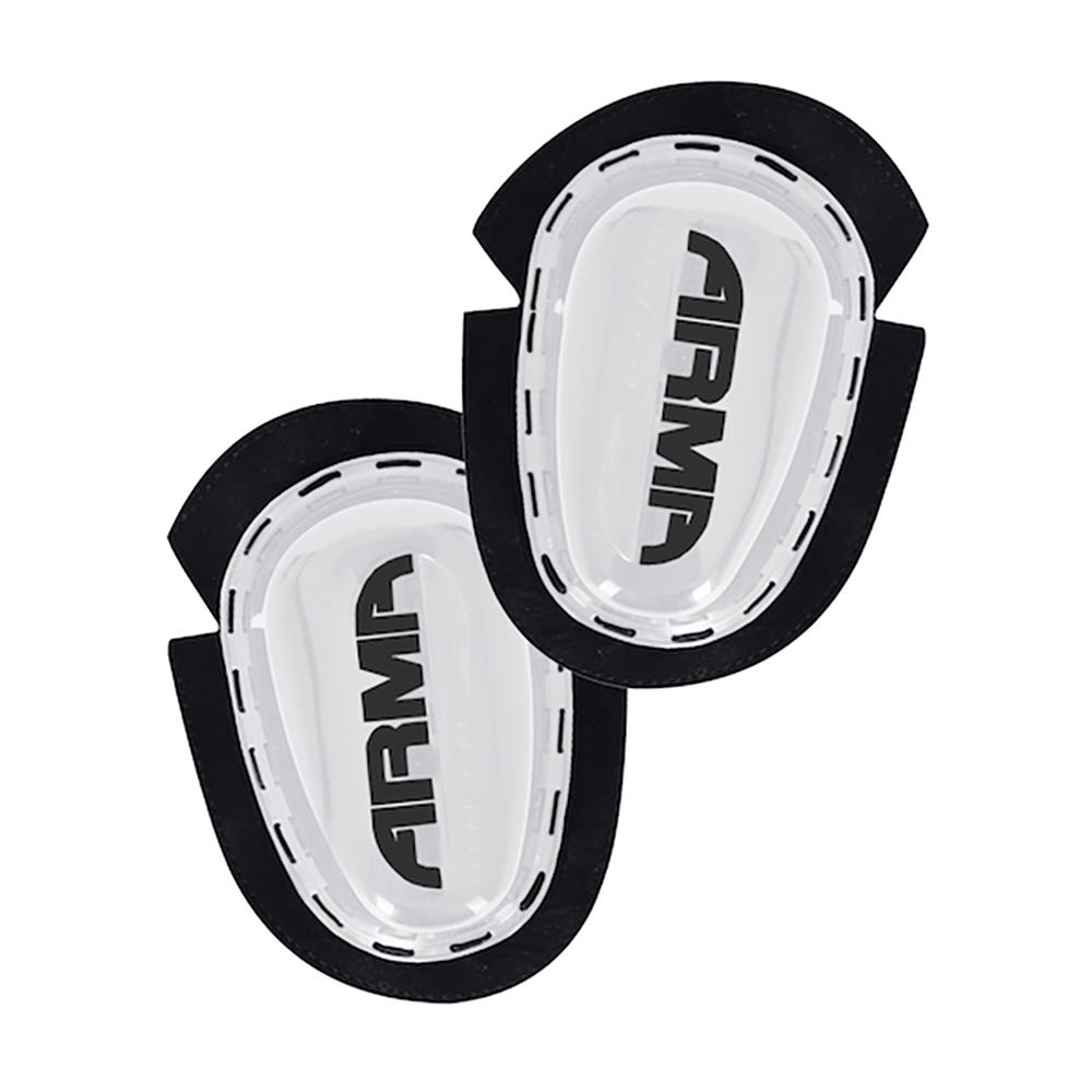 ARMR Teardrop Knee Sliders White