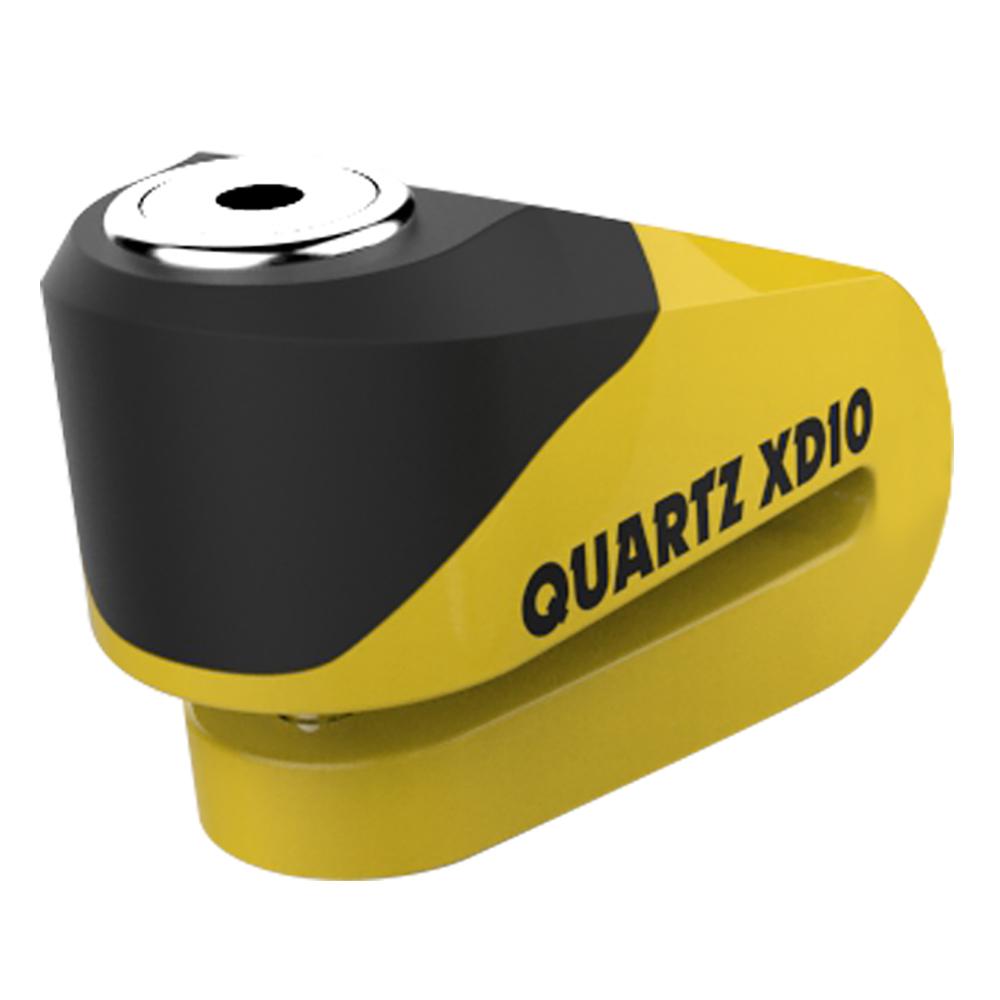 Oxford Quartz XD10 disc lock(10mm pin)Yellow/Black