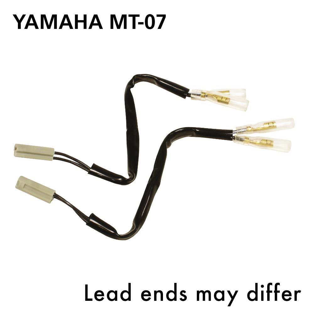 Oxford Indicator Leads Yamaha MT-07