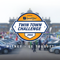 Team Oxford successfully completes the 2016 Twin Town Challenge