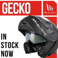 MT Helmets - Gecko - In Stock Now