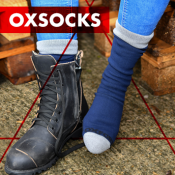 New and in stock now! OXSOCKS