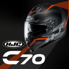 HJC's New C70 - In Stock Now