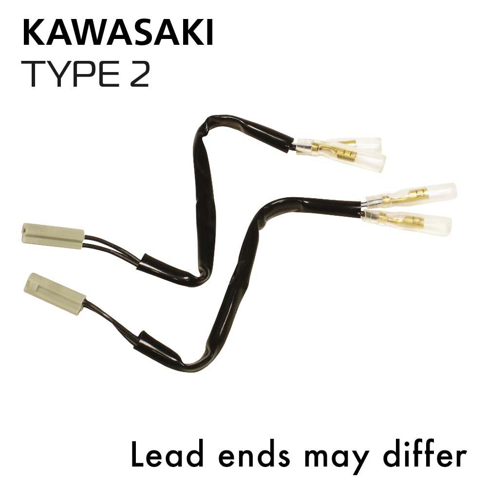 Oxford Indicator Leads Kawasaki Type 2