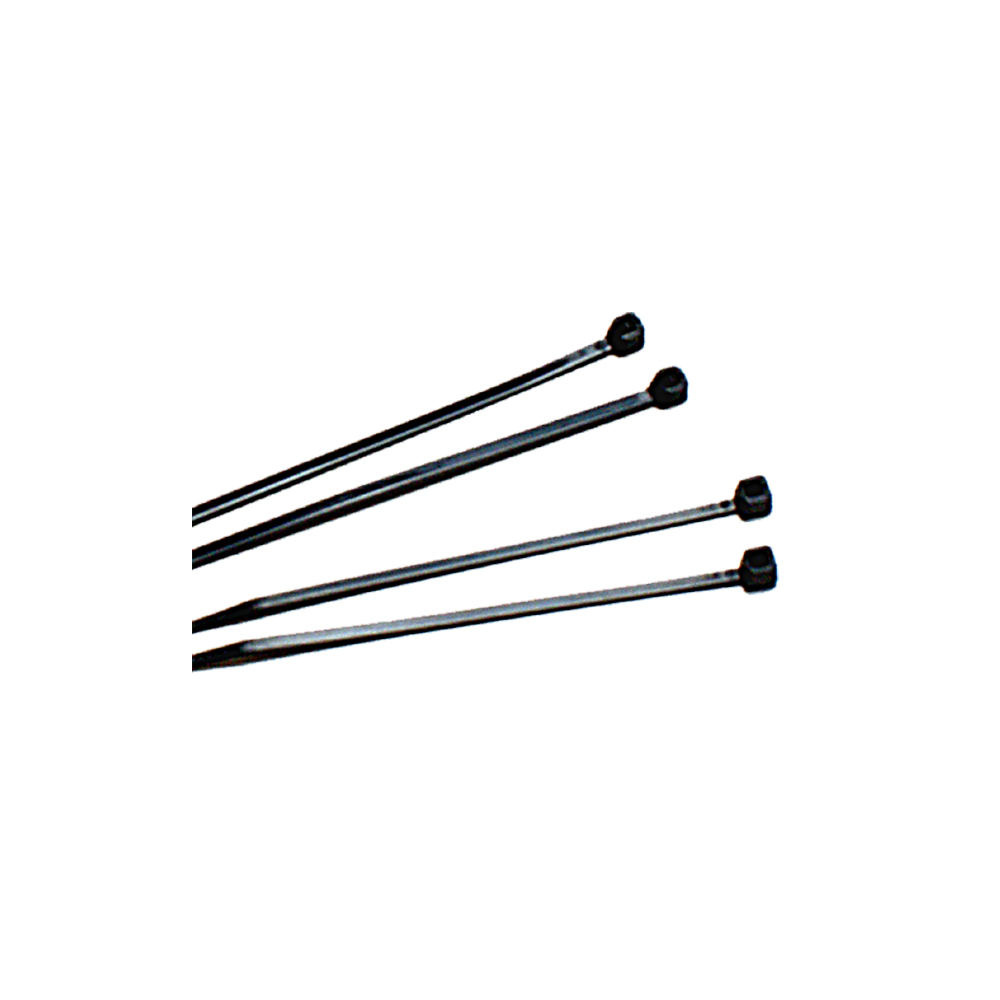 Oxford Cable Ties 3.6 x 300mm Black (100 pack)
