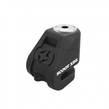 Oxford Scoot XA5 Alarm Disc Lock Orange 5mm pin