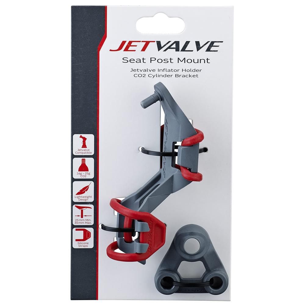 Weldtite Jetvalve Seat Post Mount