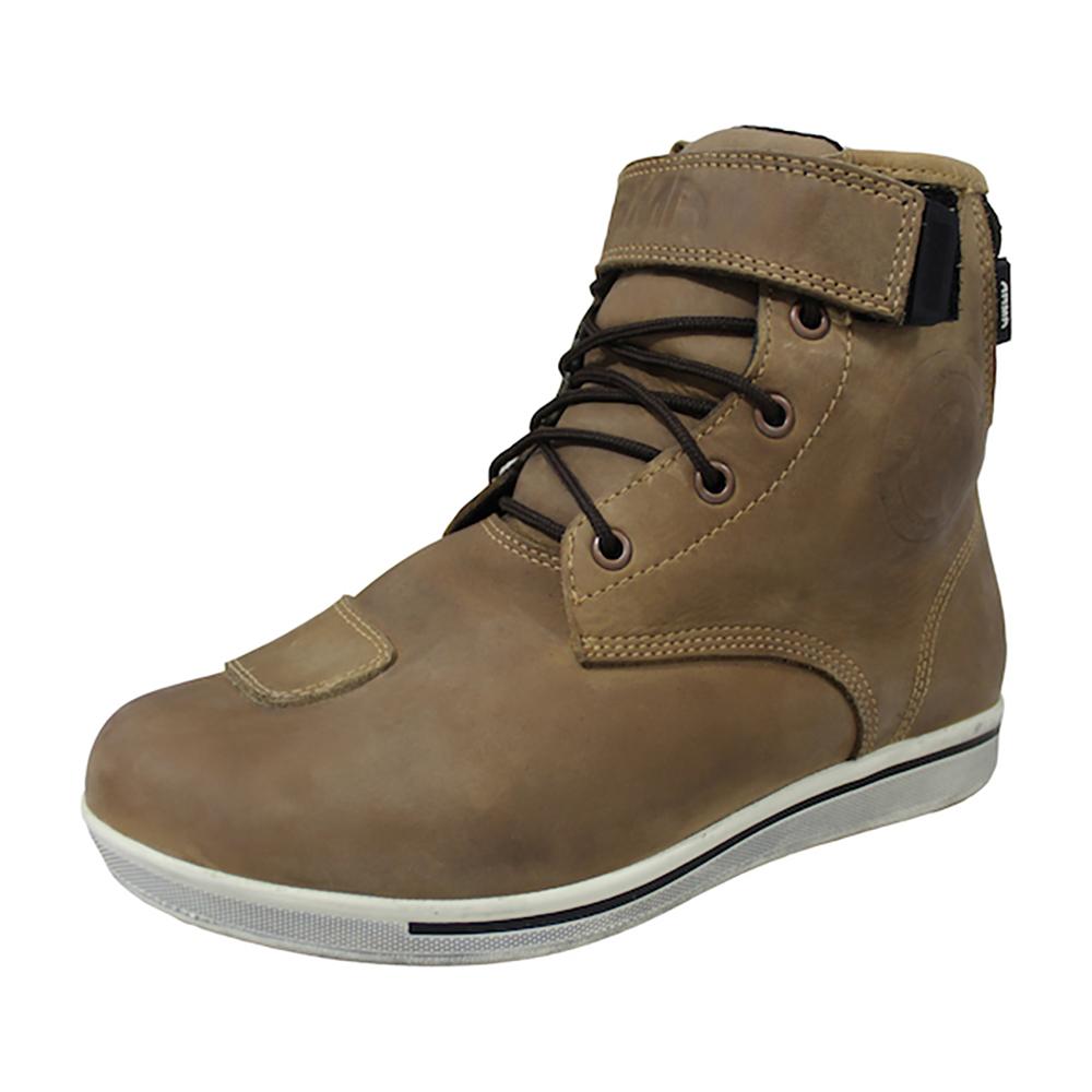 ARMR Nikko 2 Boots (Zip) - Light Brown