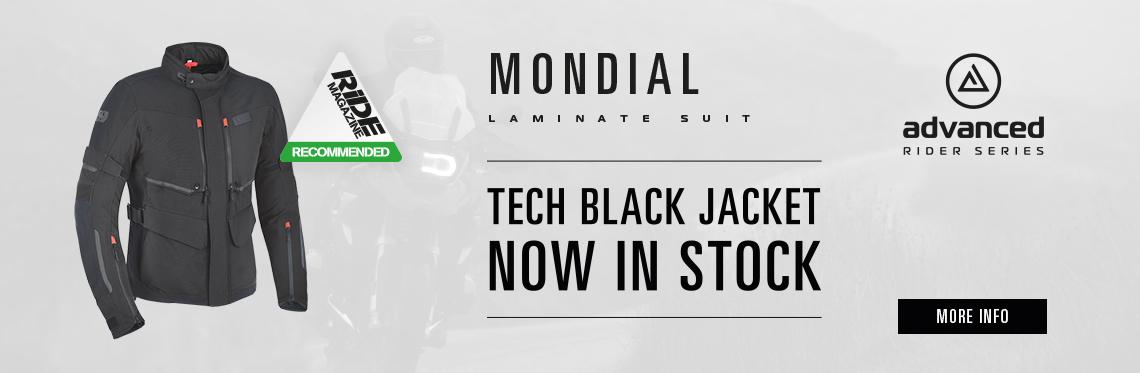 Mondial Tech Black