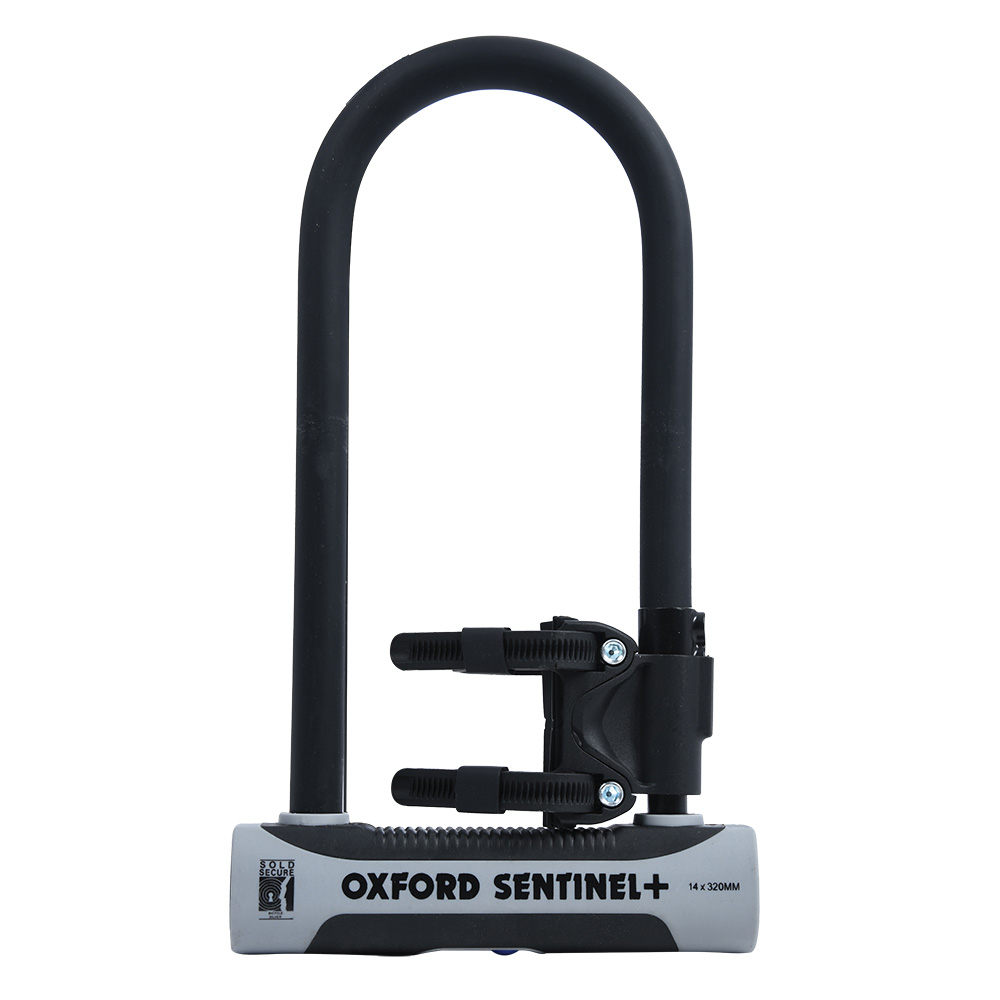 Oxford Sentinel plus U-Lock 14mm x 320mm