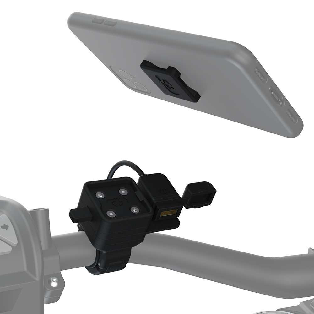 Oxford CLIQR USB Handlebar Mount