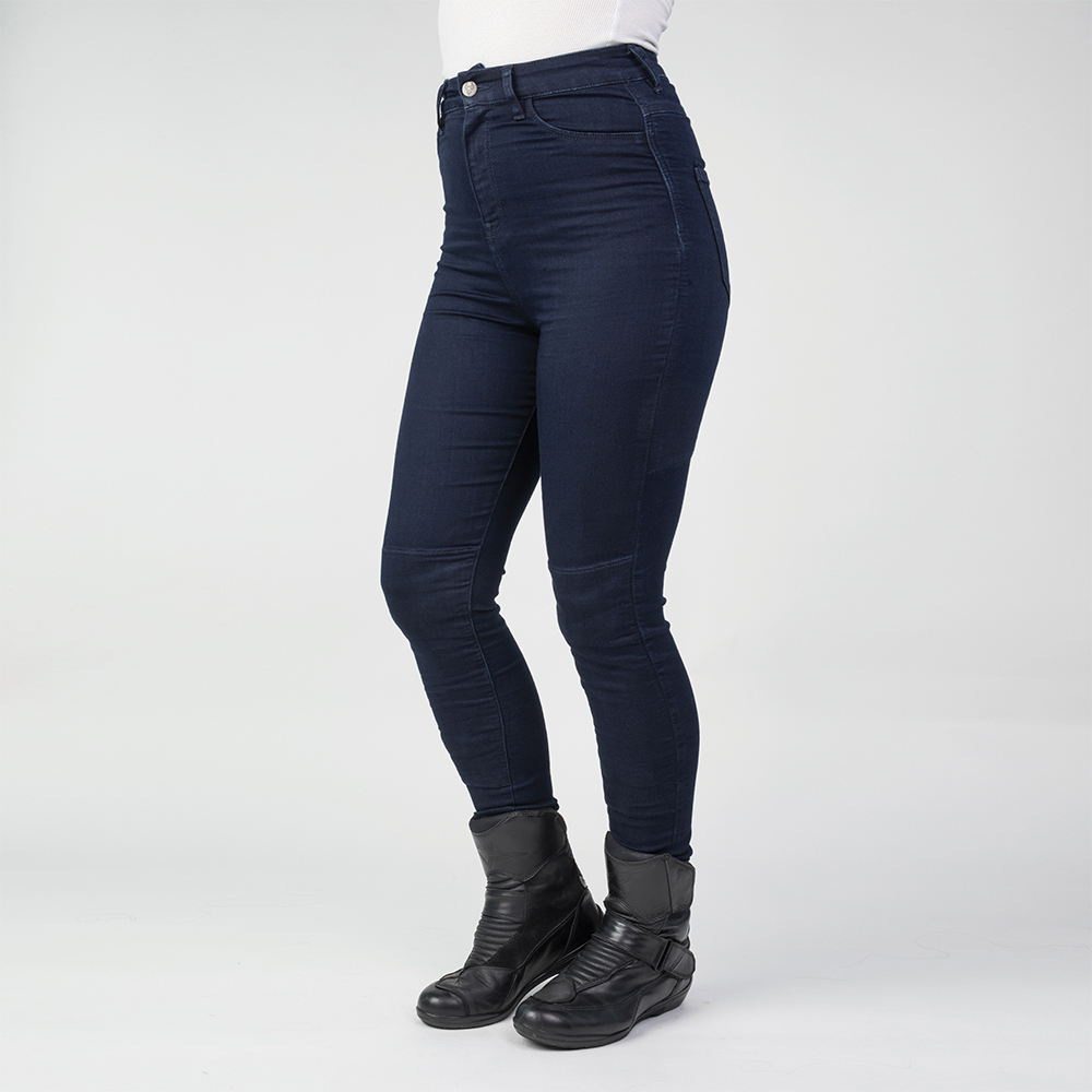 776926c3a1990 Bull-it Women's Fury 17 Jegging SP120 Lite Blue Short : Oxford Products