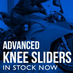 Advanced Knee Sliders In Stock Now