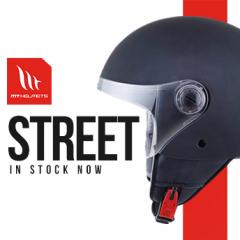 MT Helmets Street