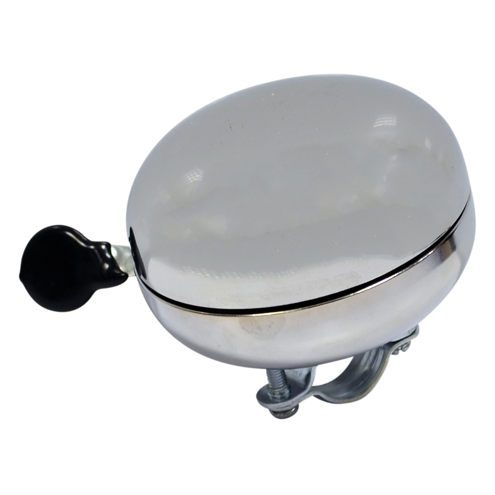 Oxford Ding Dong Bell 80mm Chrome Polished