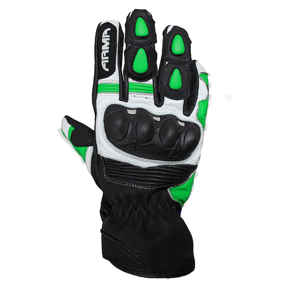 ARMR Eyoshi (SHL840) Glove - Black & Green
