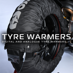 Tyre Warmers, new and in stock now!