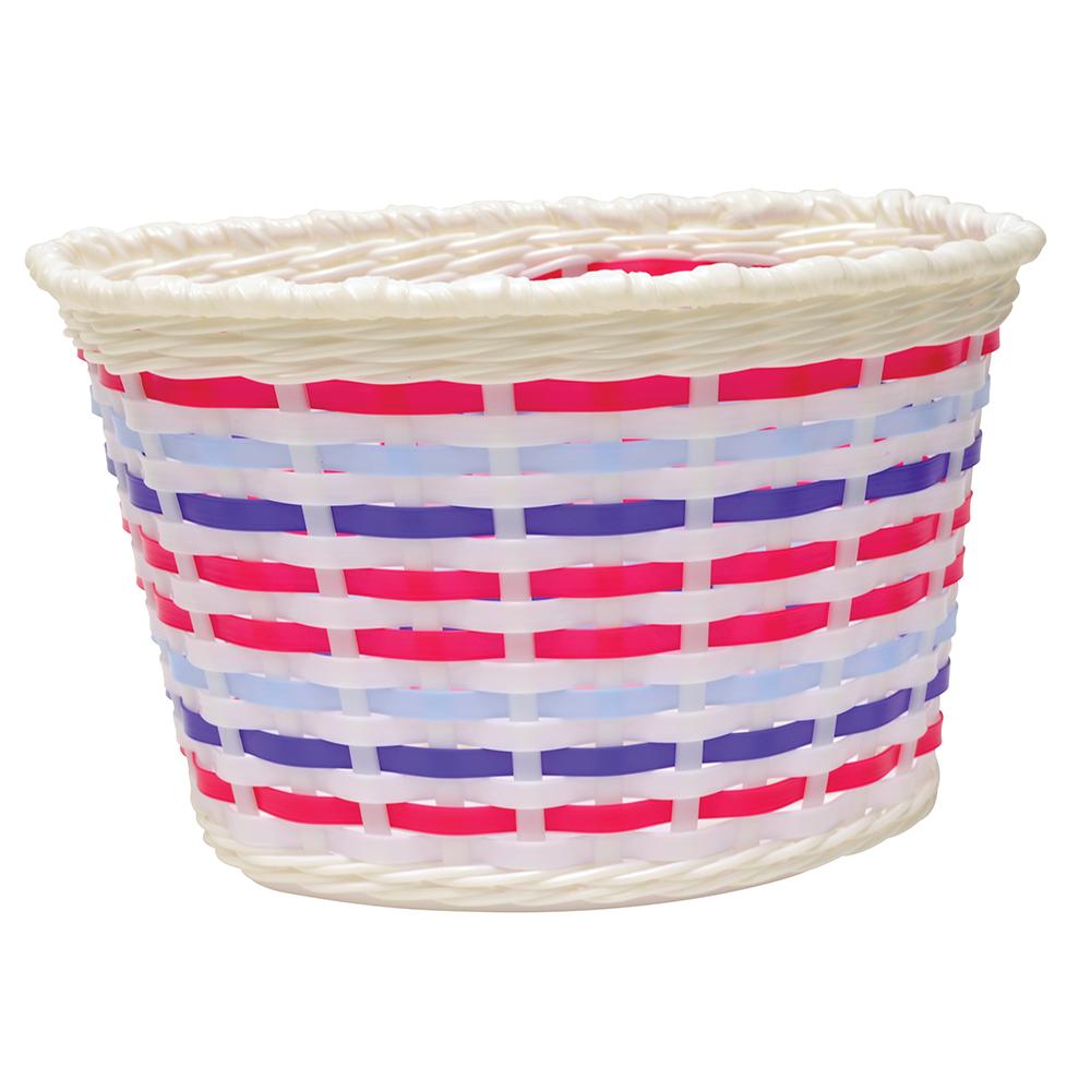 Oxford Junior Woven Basket - Multi