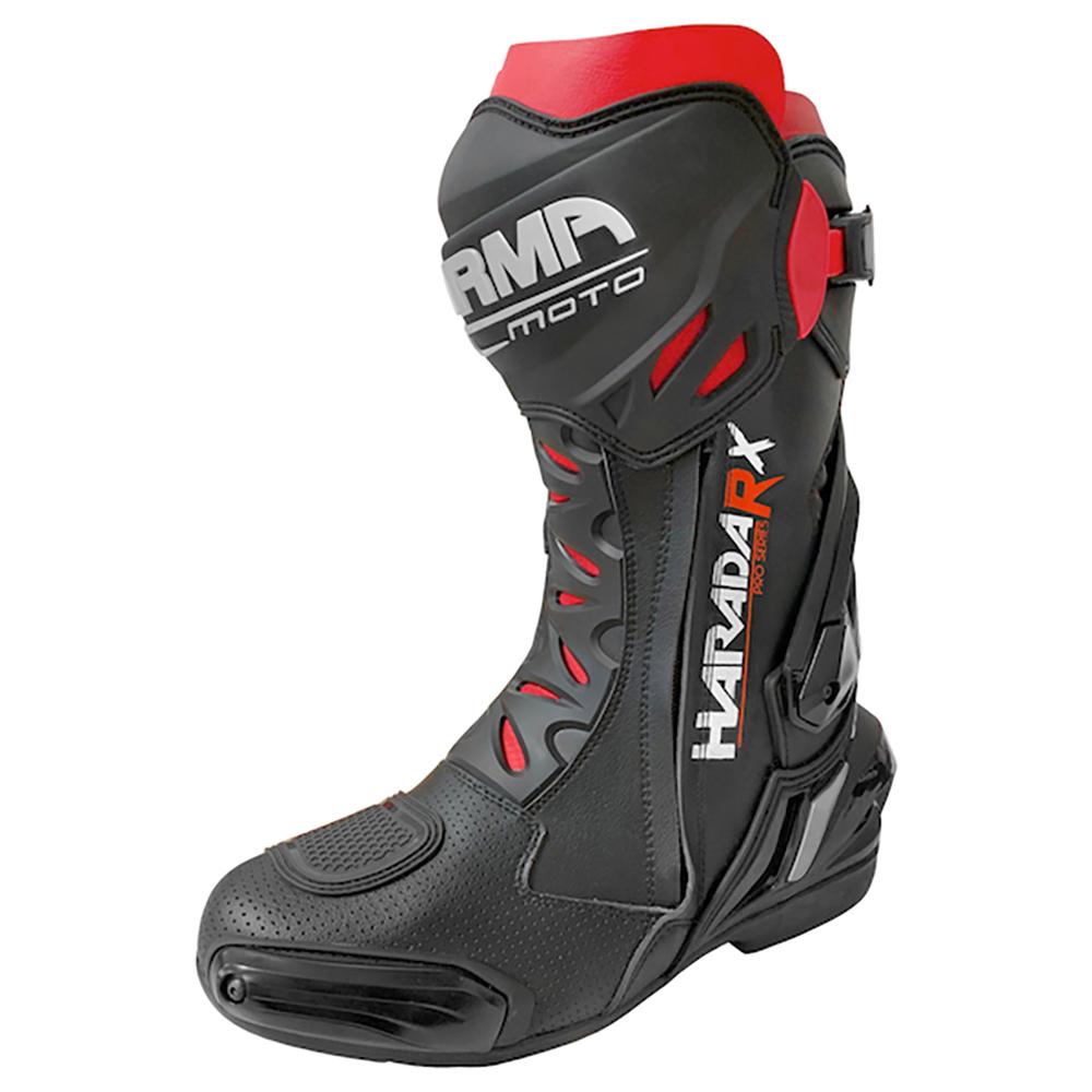 ARMR Harada RX Boots - Black UK