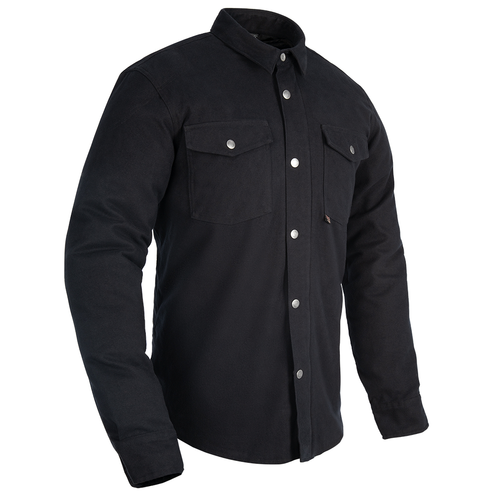 Oxford Kickback 2.0 MS Shirt Black