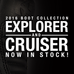 New from Oxford: Explorer and Cruiser now in stock!
