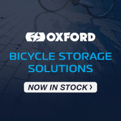 New from Oxford: Cycle Storage Solutions!