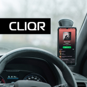 NEW from Oxford: CLIQR suction mount