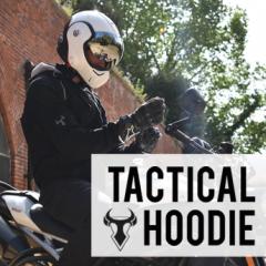 No Ordinary Hoodie - Bull-it tactical hoodie in stock now!