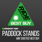RiDE best buy: Paddock stands