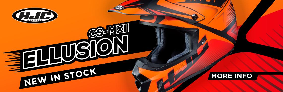 HJC CS-MX II Ellusion - in stock now!