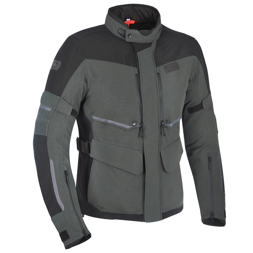 Oxford Mondial Advanced Jacket Tech Green