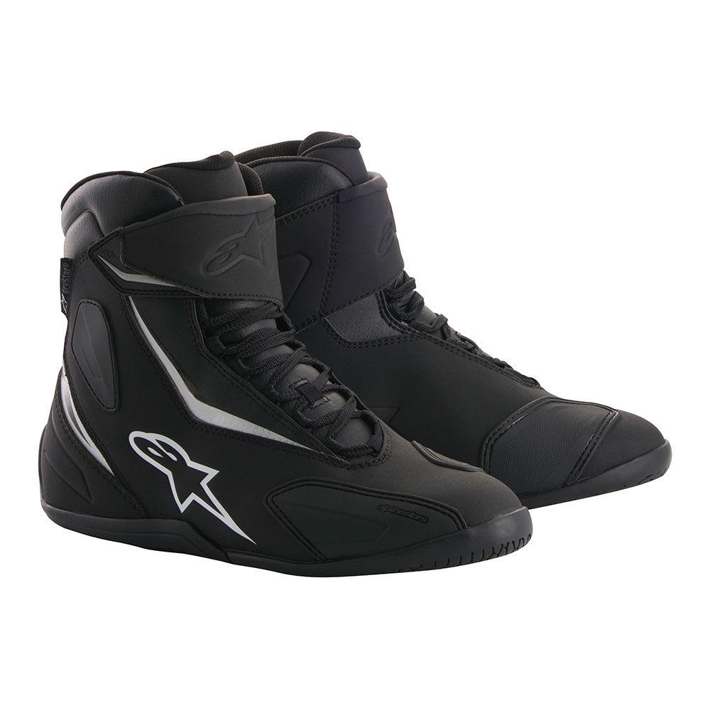 Alpinestars Fastback 2 Drystar Shoe Black & White