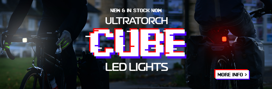 Ultratorch CUBE lights