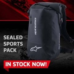 Sealed Sports Pack - In Stock Now