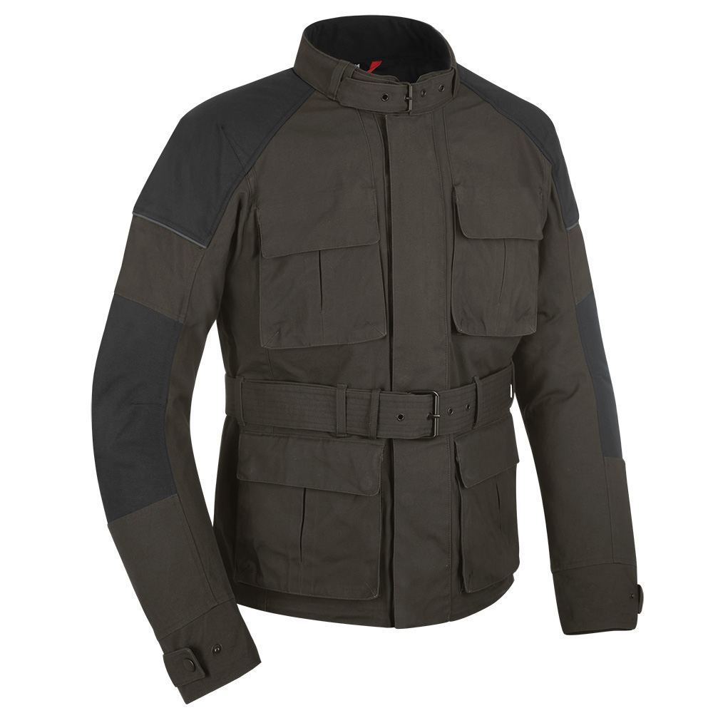 Olive, Small Oxford Mens Riding Jacket