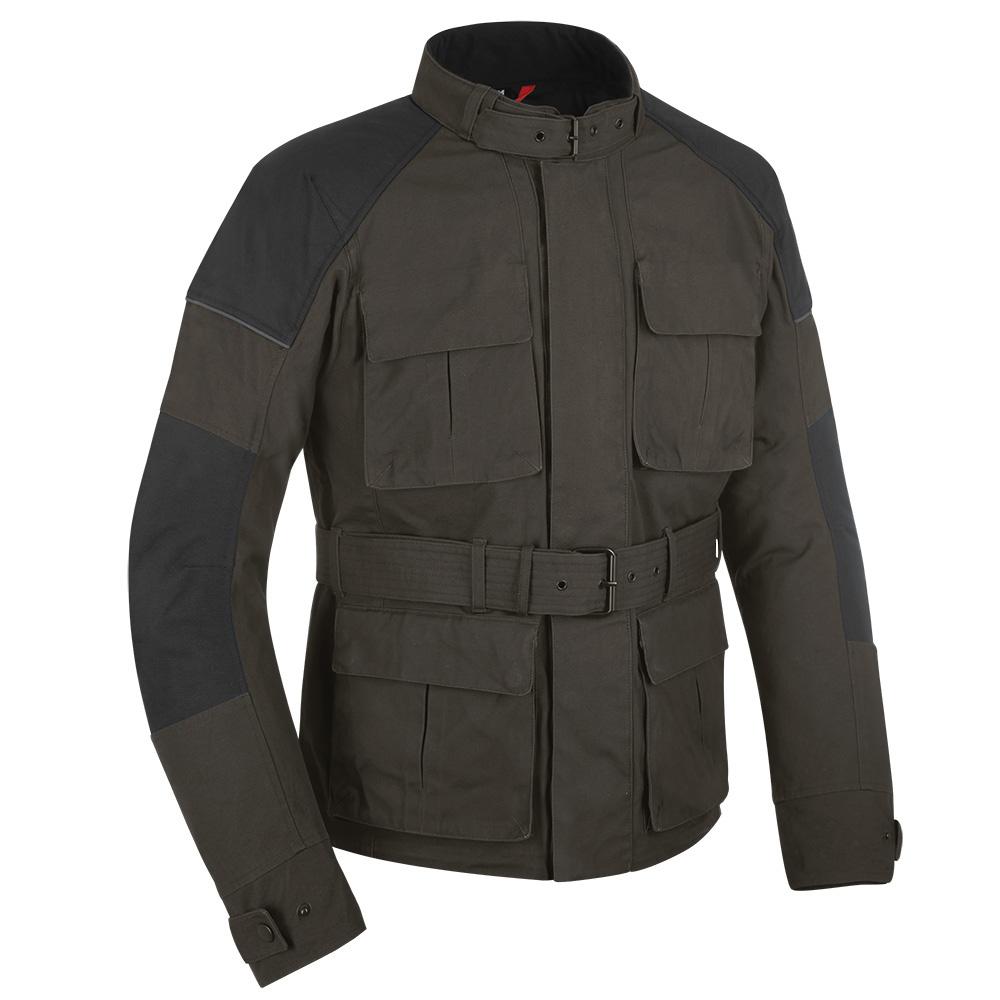Oxford Heritage Tech 1.0 Jacket Olive