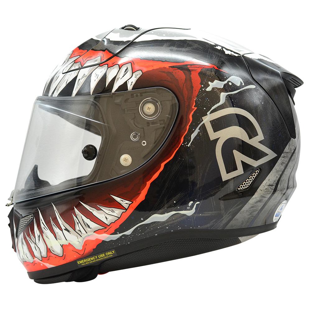 HJC RPHA 11 Venom 2 Red