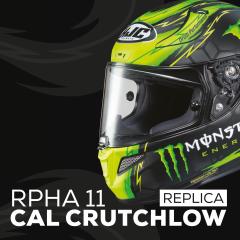 HJC RPHA 11 Cal Crutchlow Replica