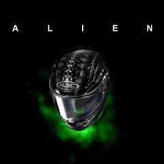 HJC RPHA 11 Alien - in stock now!