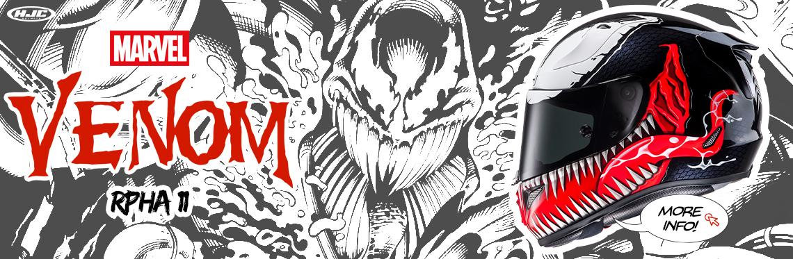 HJC RPHA 11 Marvel Venom